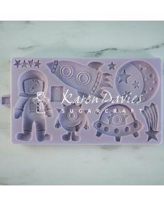Karen Davis Space Cookie Mould