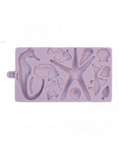 Karen Davis Seaside Accessories Mould Mould