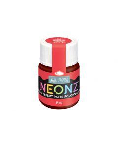 Squires Kitchen : Neonz Paste- Red