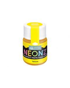 Squires Kitchen : Neonz Paste- Yellow
