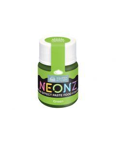 Squires Kitchen: Neonz Paste- Green