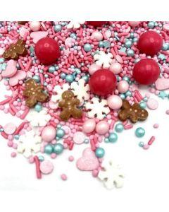 Happy Sprinkles 'Candy Land' Edible Sprinkles 90g