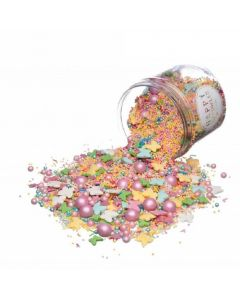 Happy Sprinkles 'Pastel Summer' Edible Sprinkles 90g
