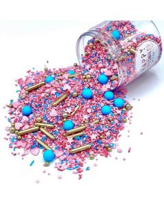 Happy Sprinkles Royal Glitter Sprinkles 90g