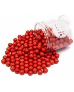 Happy Sprinkles `Red Medium Edible Choco Sprinkles` 90g