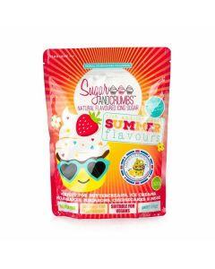 Sugar & Crumbs - Lemon & Elderflower Flavour - 500g