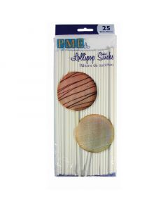 PME Lollipop Sticks 20cm (pack of 25)