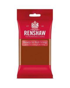 Renshaw RTR Icing Dark Brown 250g