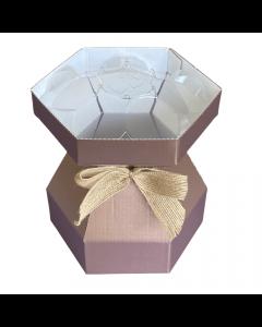 Cupcake Bouquet Box - Rose Gold