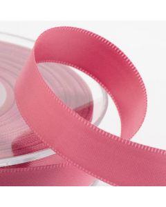 25mm Satin Ribbon x 2M -Antique Pink