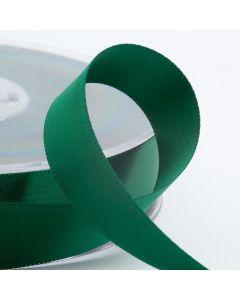 16mm Satin Ribbon x 2M - Bottle Green