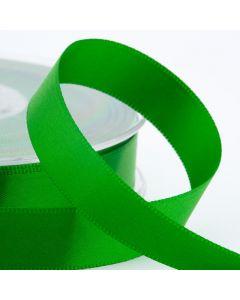 16mm Satin Ribbon x 2M - Emerald