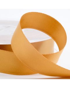 25mm Satin Ribbon x 2M - Gold