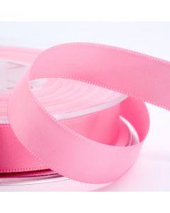 16mm Satin Ribbon x 2M - Pink